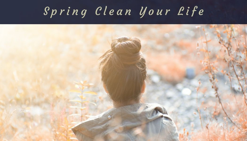 spring clean life