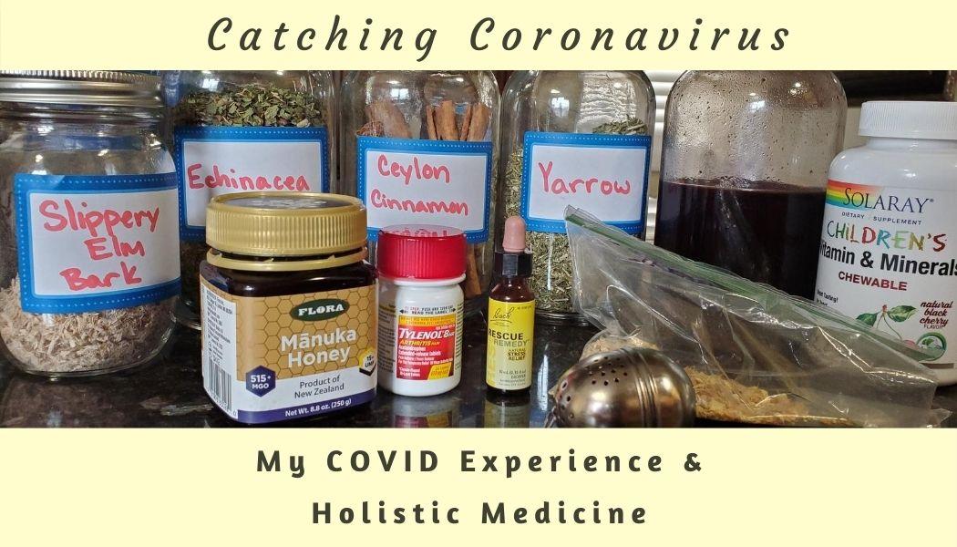 catching coronavirus